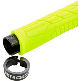 Ergon GE1 Evo Grips laser lemon